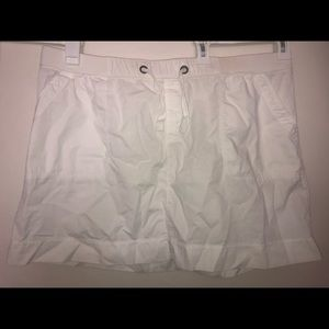 size XL white skirt from Old Navy